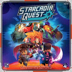 Starcadia Quest Cover Artwork