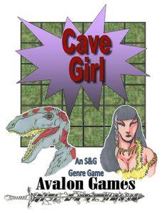 Chica de la cueva