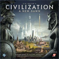 Sid Meier's Civilization: A New Dawn   Board Game   BoardGameGeek