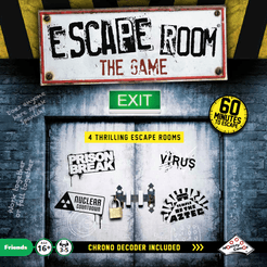 escape the room speed dating