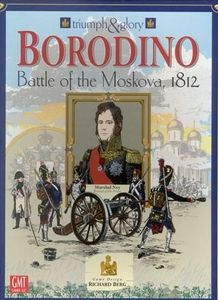 Borodino: Battle of the Moskova, 1812 | Board Game | BoardGameGeek