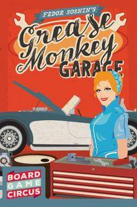 Grease Monkey Garage >> Grease Monkey Garage Board Game Boardgamegeek