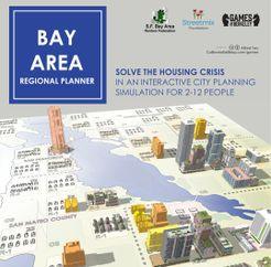Bay Area Regional Planner   Board Game   BoardGameGeek