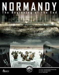 Normandy: The Beginning of the End | Board Game | BoardGameGeek