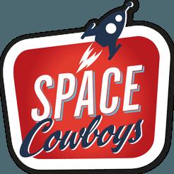 Space Cowboys Cover Artwork