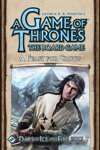 A Game of Thrones: The Board Game (Second Edition) – A Feast for Crows Cover Artwork