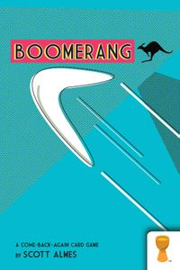 Boomerang Cover Artwork