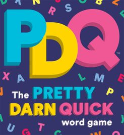 PDQ: The Pretty Darn Quick Word Game | Board Game