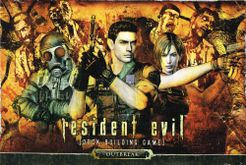 Jeu Resident Evil Deck Building: Outbreak Image