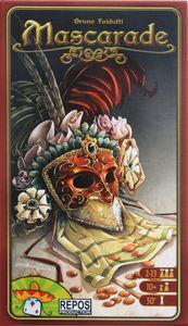 Mascarade Cover Artwork