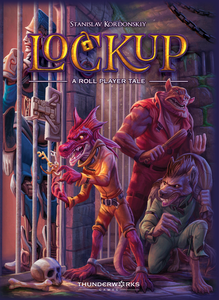 Lockup: A Roll Player Tale Cover Artwork