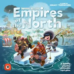 Imperial Settlers: Empires of the North Cover Artwork