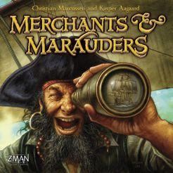 Merchants & Marauders   Board Game   BoardGameGeek