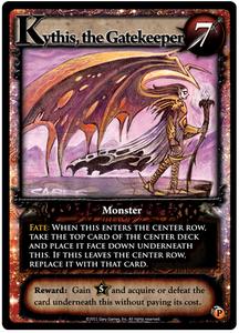 Ascension: le retour des morts - Kythis, la promotion du gardien
