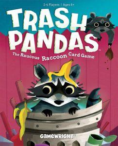 Trash Pandas Cover Artwork