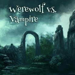 Werewolf vs  Vampire | Board Game | BoardGameGeek