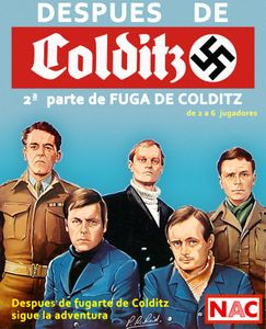 Después de Colditz Cover Artwork