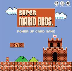 Super Mario Bros  Power Up Card Game   Board Game   BoardGameGeek
