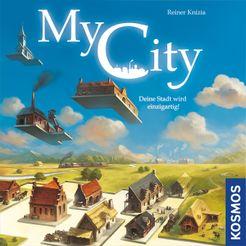 My City Cover Artwork