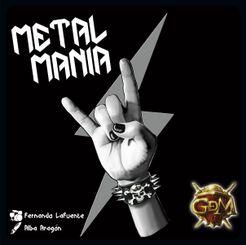 Metal Mania | Board Game | BoardGameGeek