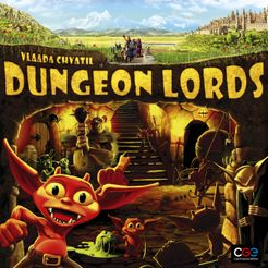 Dungeon Lords Cover Artwork