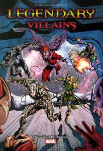 Legendary: A Marvel Deck Building Game – Villains | Board