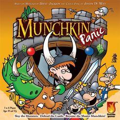 Munchkin Panic | Board Game | BoardGameGeek