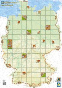 Carcassonne Maps: Deutschland | Board Game | BoardGameGeek