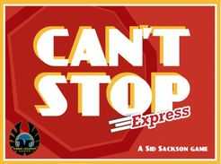 Can't Stop Express Cover Artwork