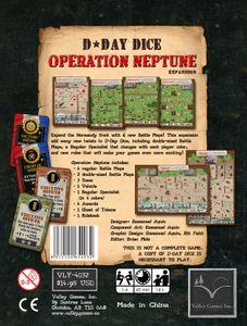 D-Day Würfel: Operation Neptun