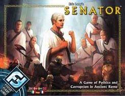 Senator Cover Artwork