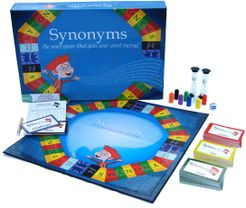 Synonyms The Word That Gets Your Mind Racing Board Boardgeek
