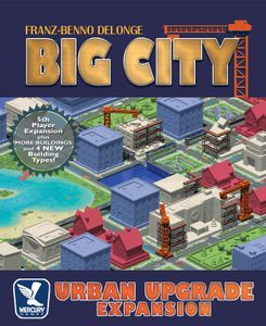 Big City: 20th Anniversary Jumbo Edition – Urban Upgrade Cover Artwork