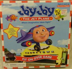 Jay Jay The Jet Plane Fly On Over Game Board Game Boardgamegeek