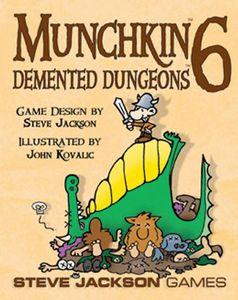 Munchkin 6: Demented Dungeons | Board Game | BoardGameGeek
