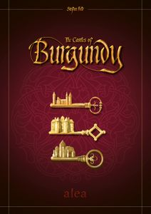 The Castles of Burgundy (20th Anniversary) Cover Artwork