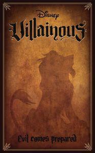 Disney Villainous: Evil Comes Prepared Cover Artwork