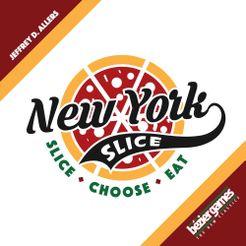 New York Slice Cover Artwork