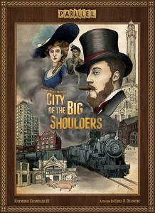 City of the Big Shoulders Cover Artwork