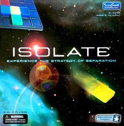 Isolate Cover Artwork