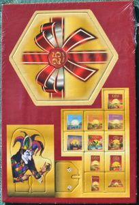 Catan: 999 Games 25 jaar Expansion Cover Artwork