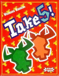 Take 5! Cover Artwork