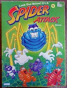 Spinnenangriff