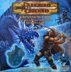 Dungeons Dragons The Fantasy Adventure Board Game Eternal