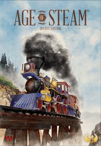 Age of Steam Cover Artwork