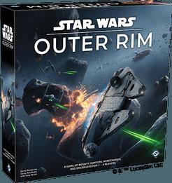Star Wars: Outer Rim | Board Game | BoardGameGeek