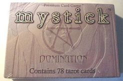 Mystick Domination Cover Artwork