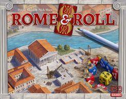 Rome & Roll - Juegos de Essen que salen en Español