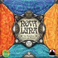 Nova Luna Cover Artwork