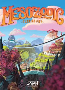 Image result for mesozooic board game